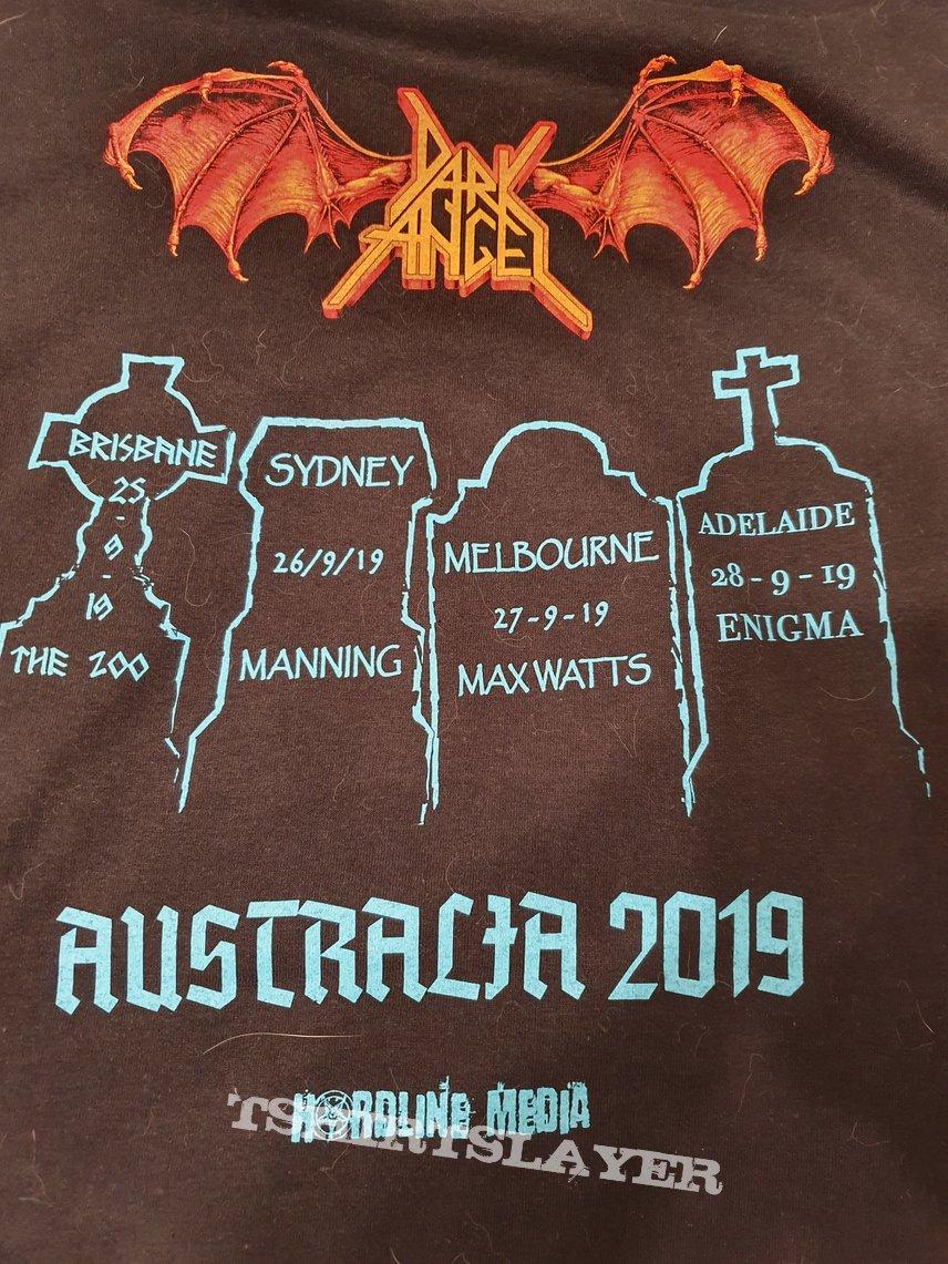 Dark Angel Australian Tour - Darkness Descends down under
