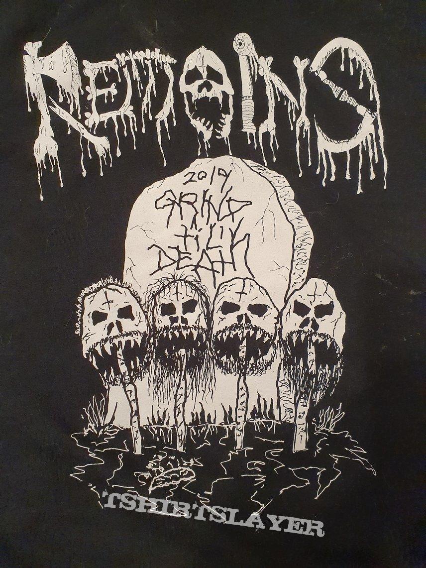 Remains - Grind till death 2019