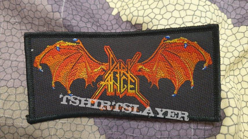 Dark Angel - Logo patch - Official