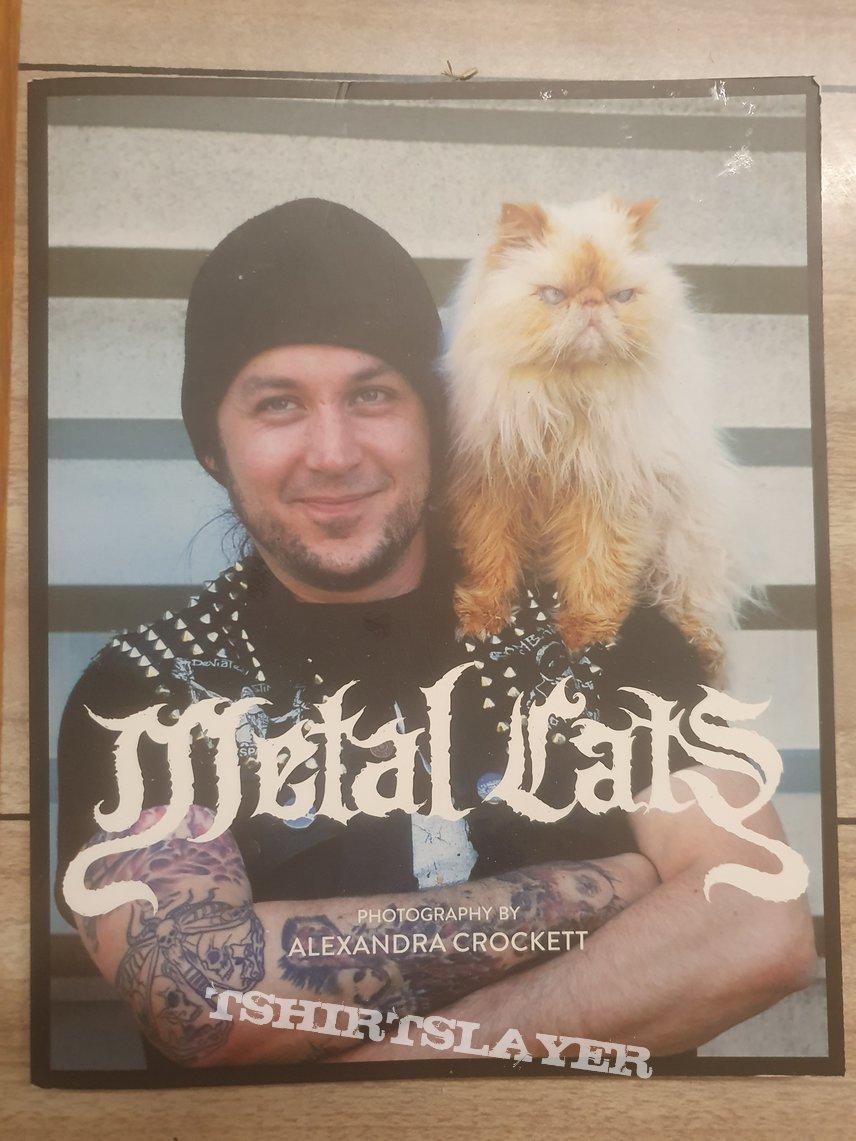metal cats book