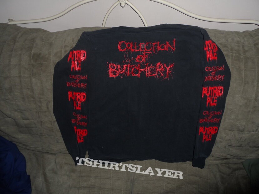 Putrid Pile  collection of butchery 2003