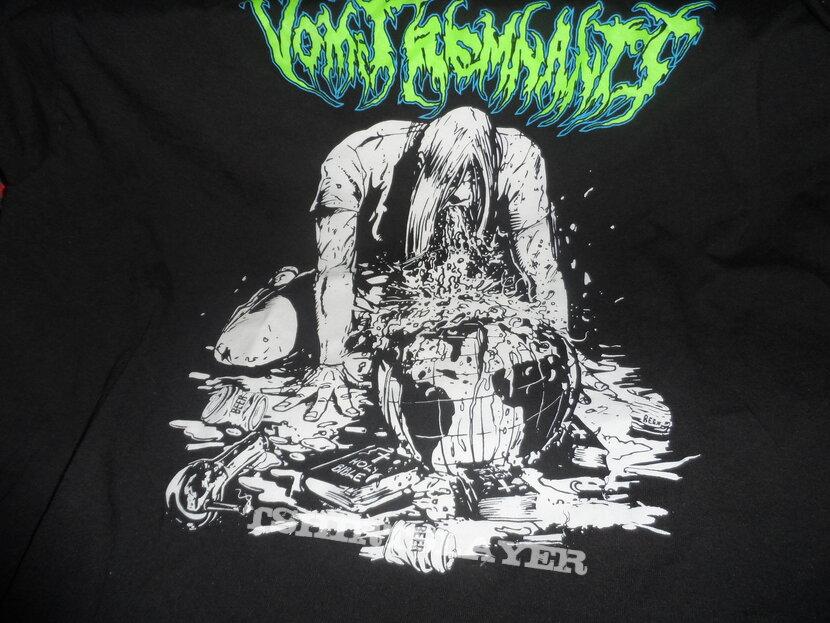 Vomit Remnants