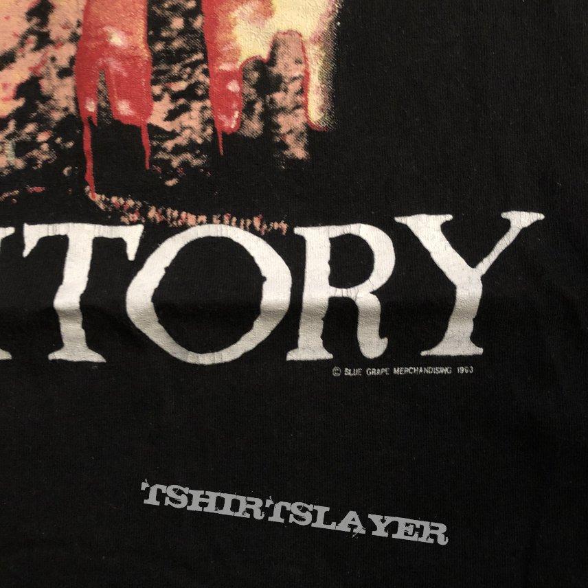 Sepultura shirt XL