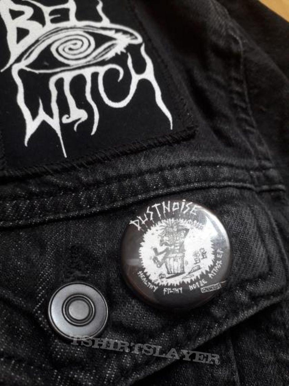 Simple doom and noise punk jacket