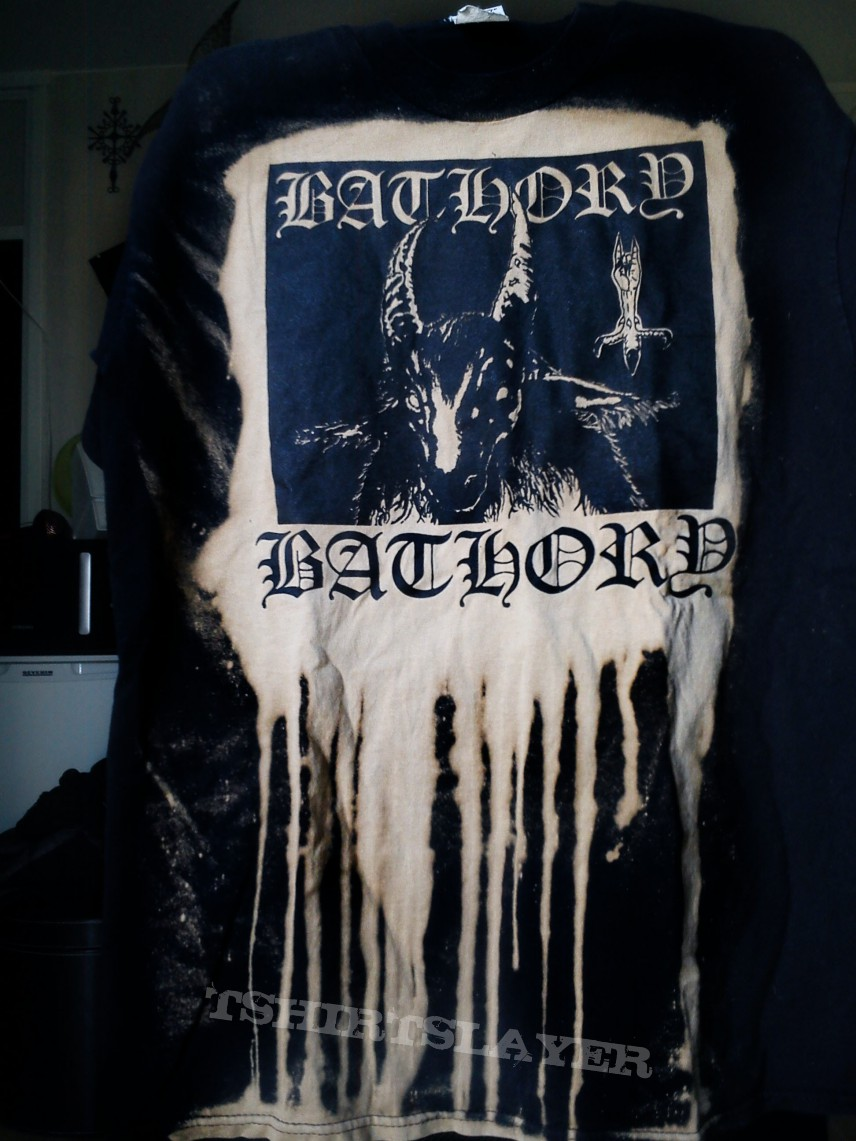 Old custom Bathory shirt