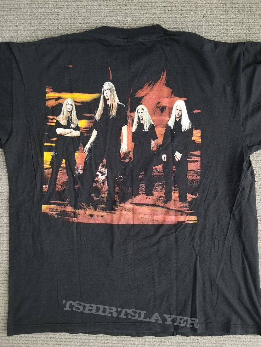 Decapitated ' Winds Of Creation ' T- Shirt