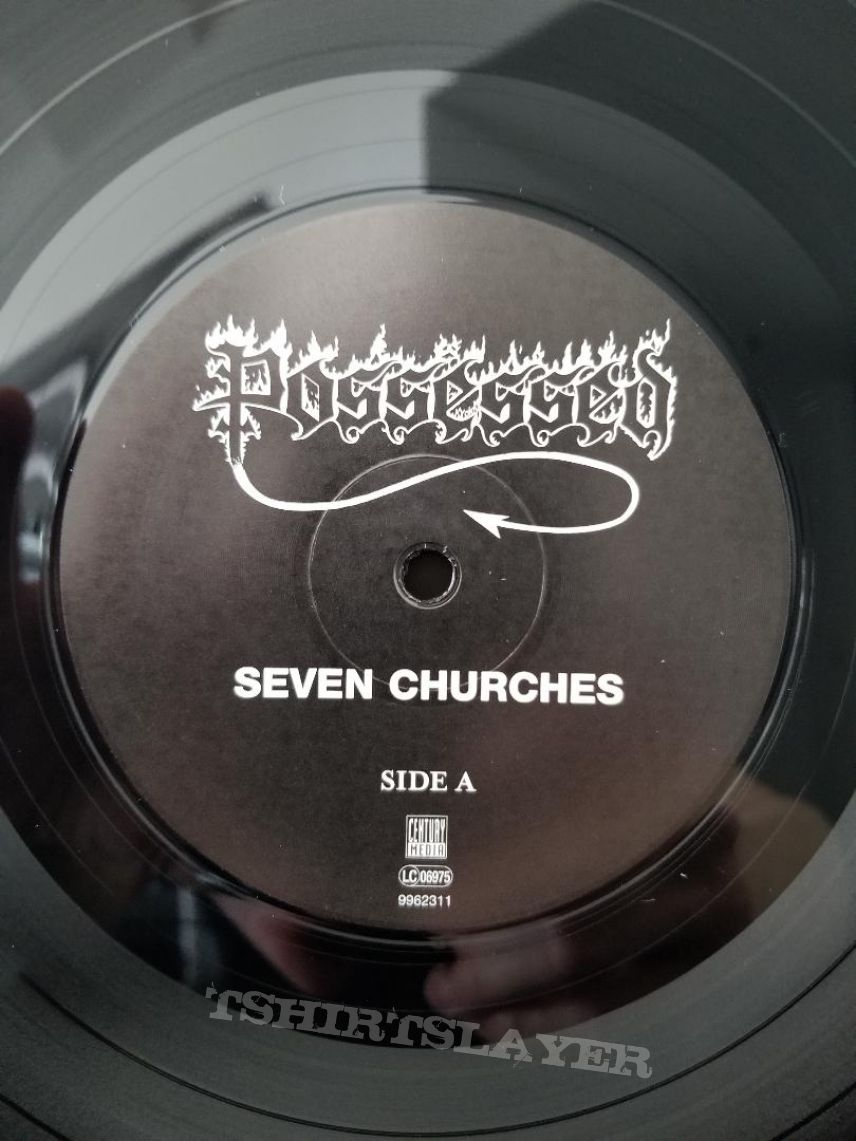 Possessed ' Seven Churches ' Collection