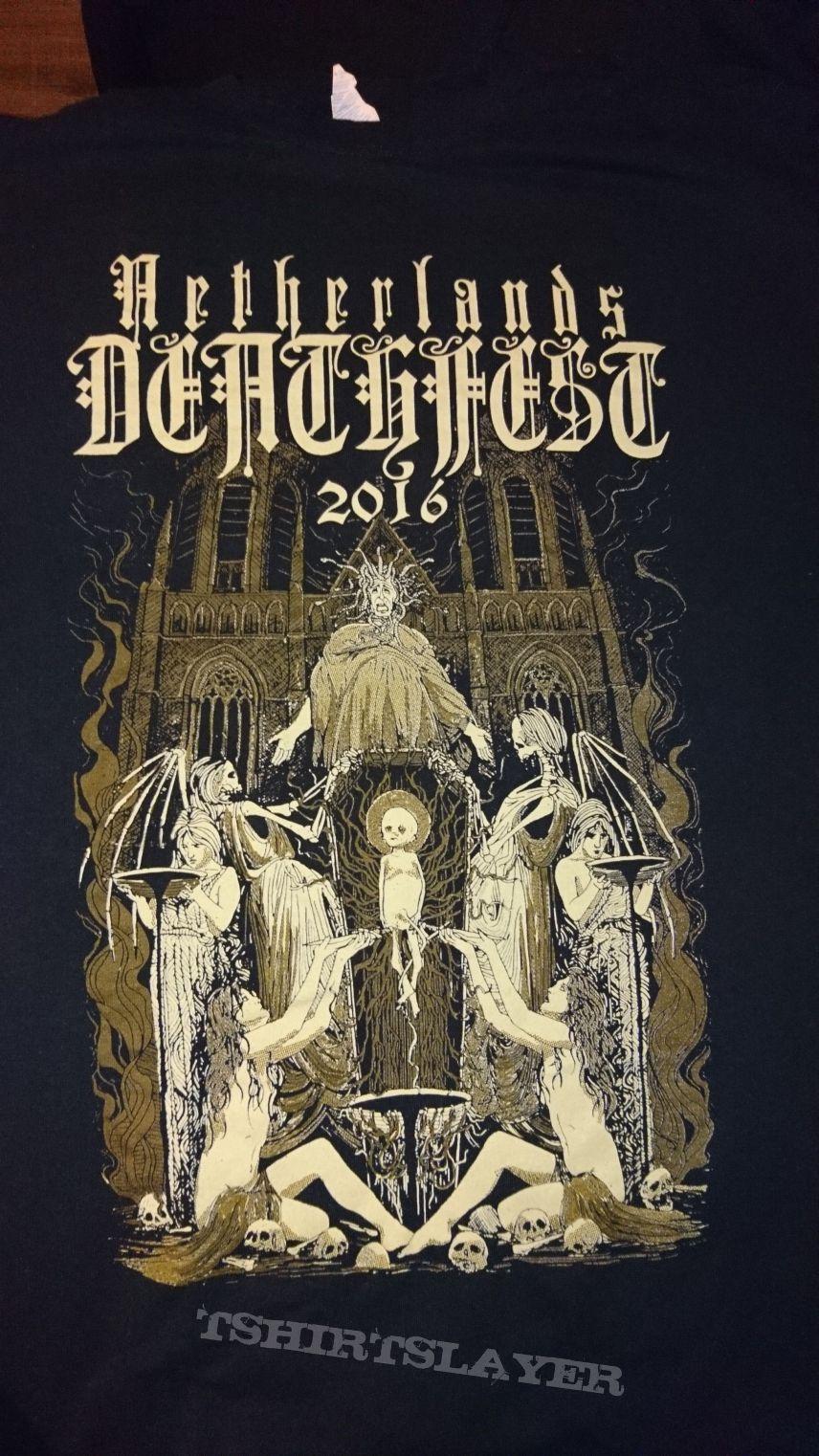Netherland deathfest 2016