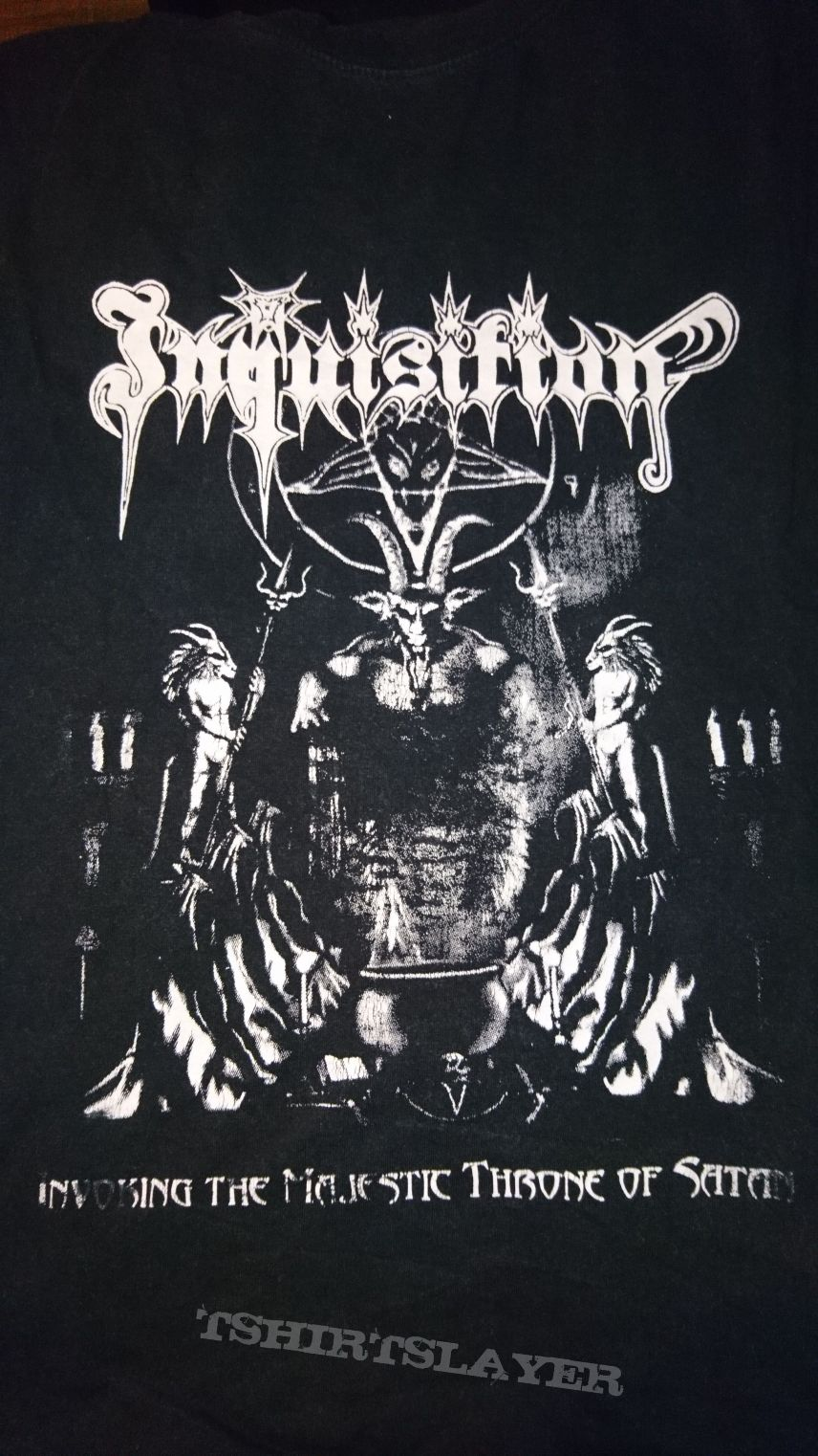 Inquisition Invoking The Majestic Throne Of Satan IncredibleHolk&...