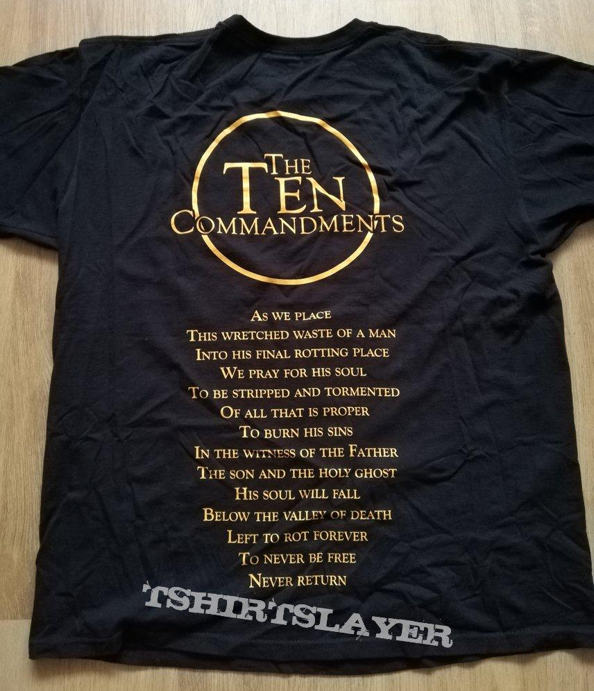 Malevolent Creation - The Ten Commandments