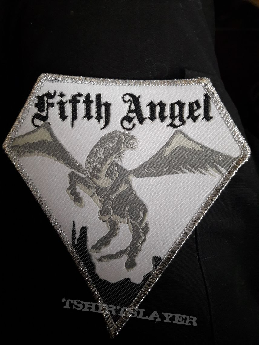 Fifth angel patch