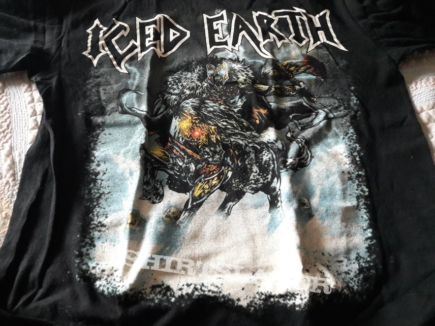 Iced Earth night of the storm rider M size