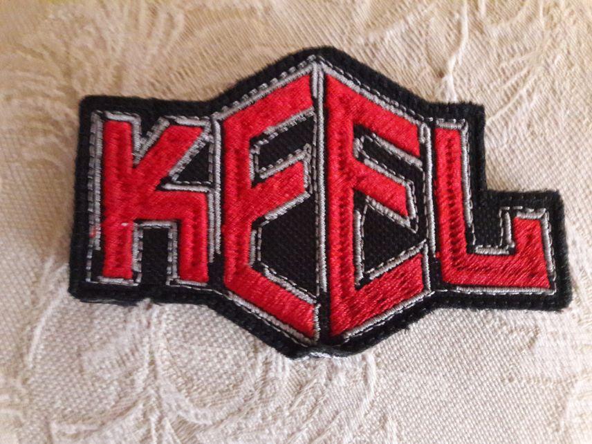 Keel logo patch