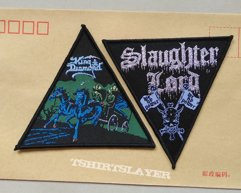 Patches for GG