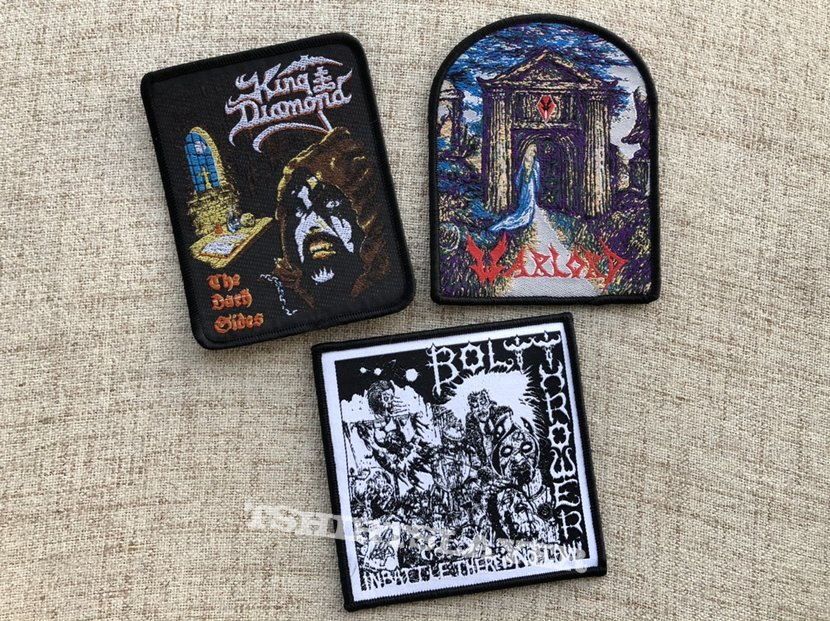 Patches for Brendon