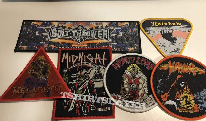 Patches for Martycrouzet