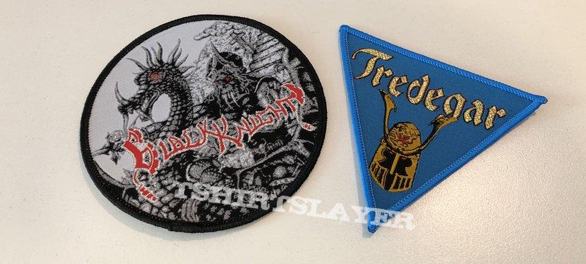 Black Knight and Tredegar