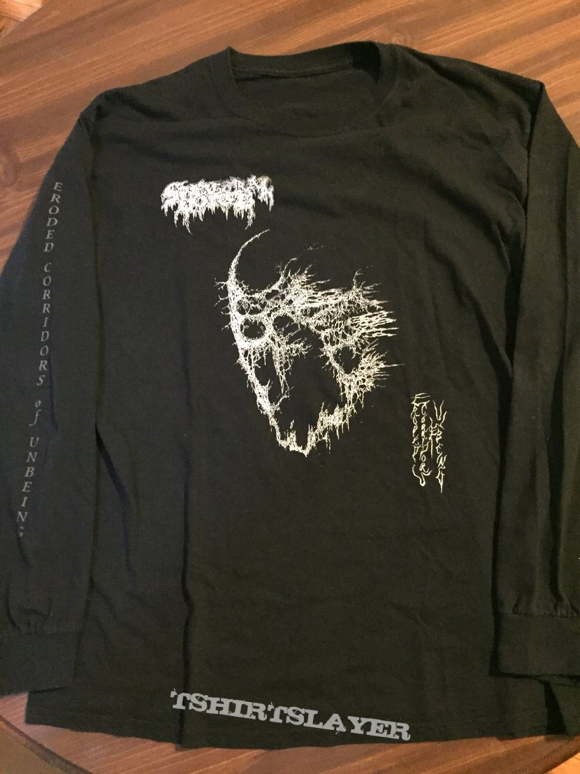 "Spectral Voice ""Eroded Corridors of Unbeing"" longsleeve"
