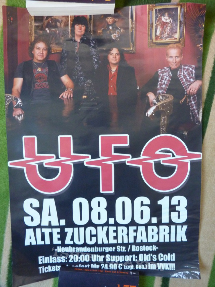 Rocked with UFO