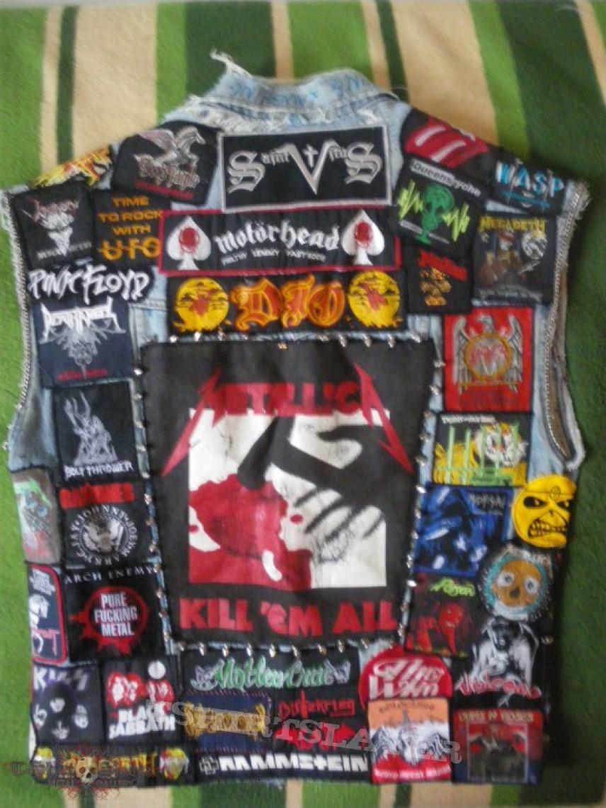 My Battle Jacket - Chains!