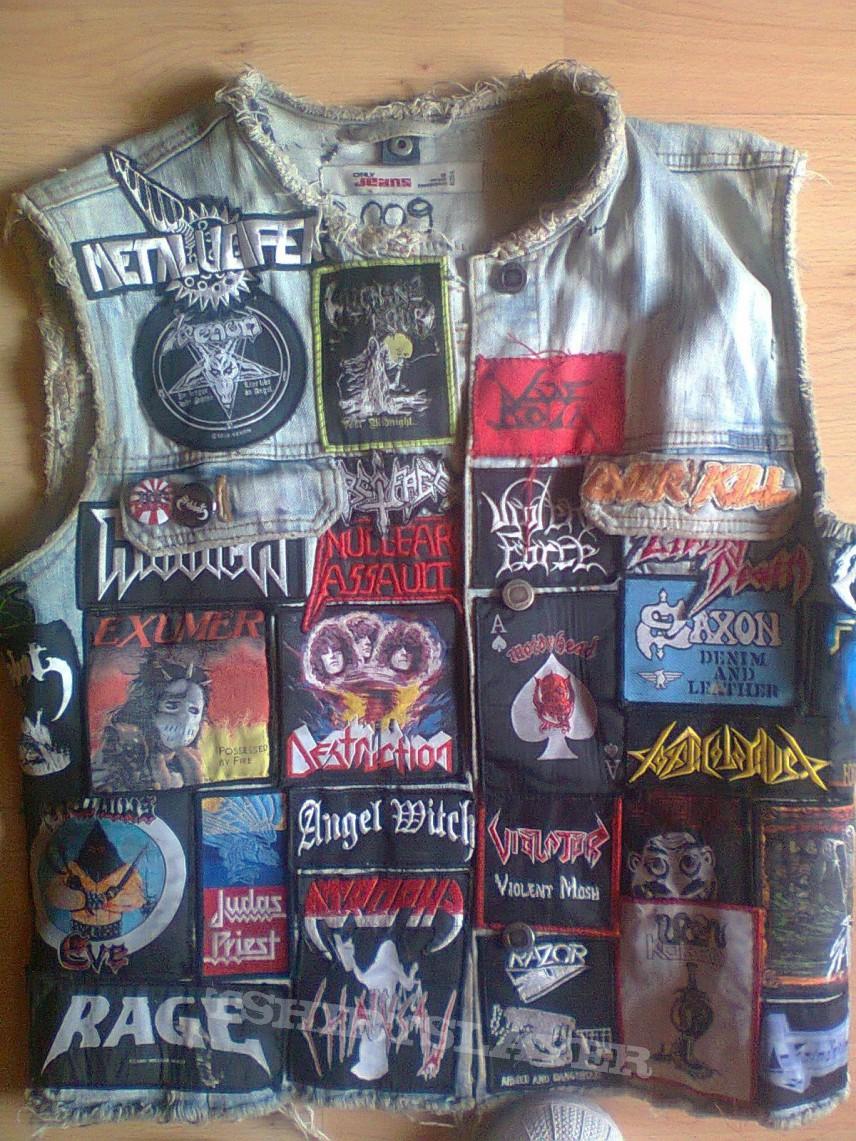 Battle Jacket - Jacket