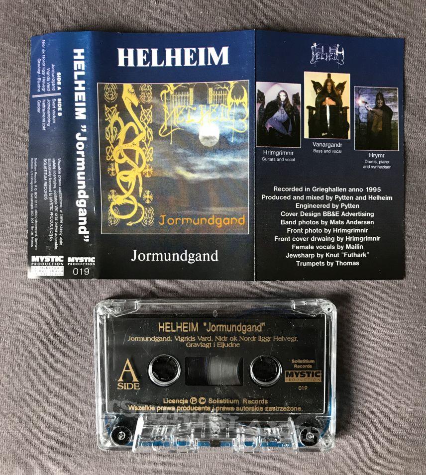 Helheim - Jormundgand Tape