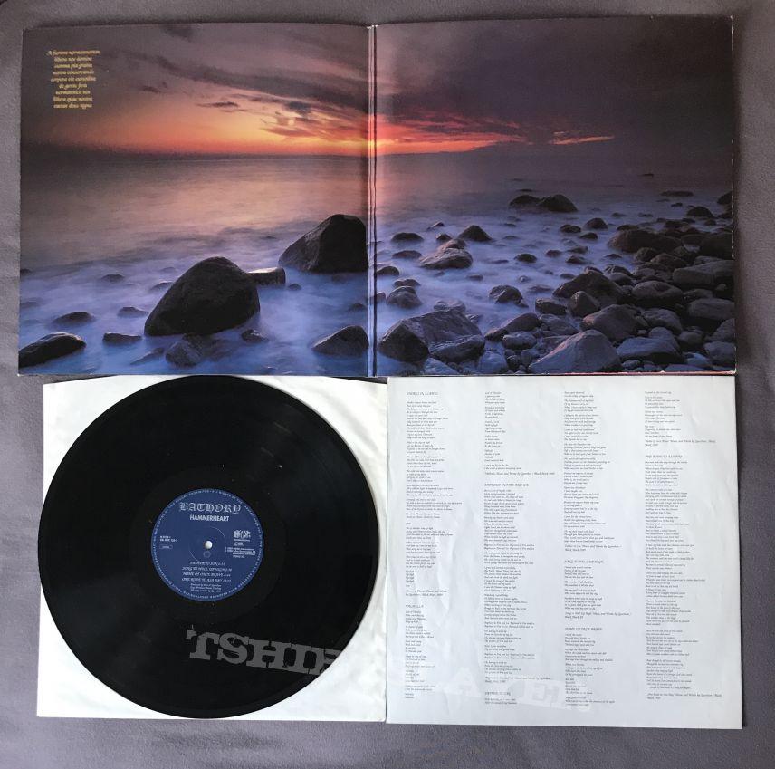 Bathory - Hammerheart LP