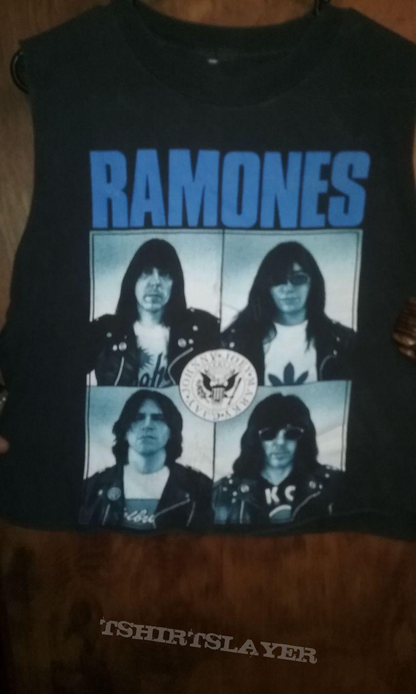Ramones Adios Amigos 1996 T-shirt