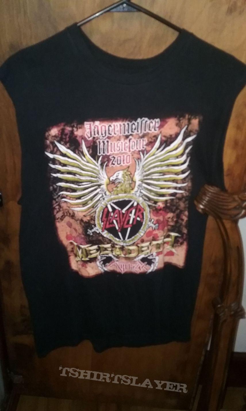 Jagermeister Music Tour 2010 Slayer & Megadeth