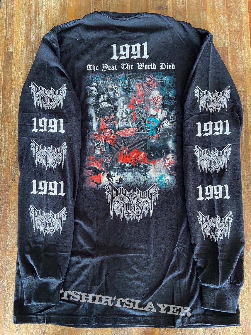 Old School Death Metal 1991 Tribute Shirt