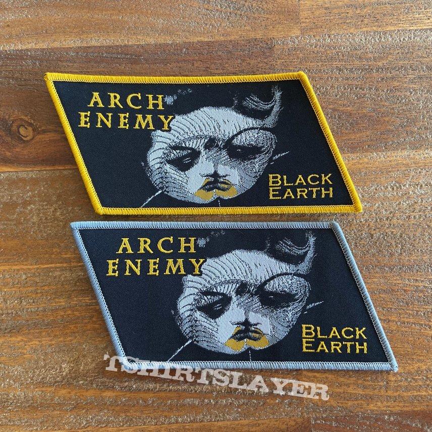 Arch Enemy - Black Earth