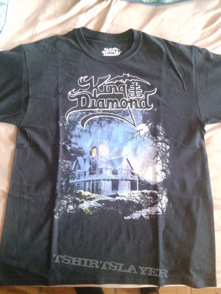 King Diamond 2017 Tour Shirt