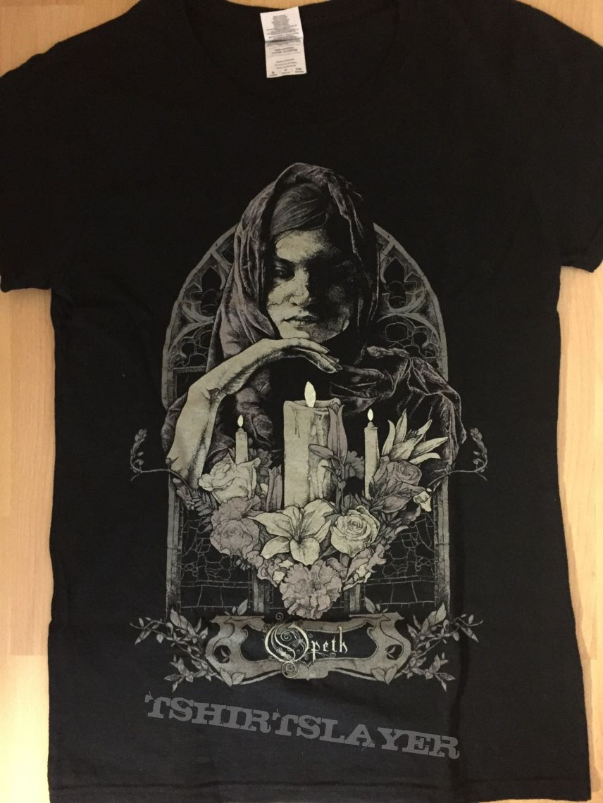 OPETH - Window Girls T-Shirt (Womens)