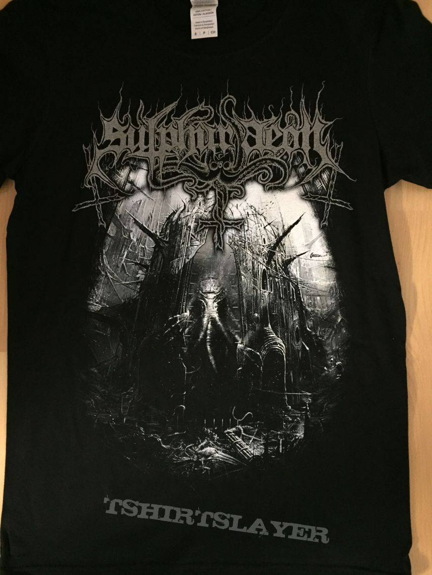"SULPHUR AEON - ""Swallowed by the Ocean's Tide"" T-Shirt"