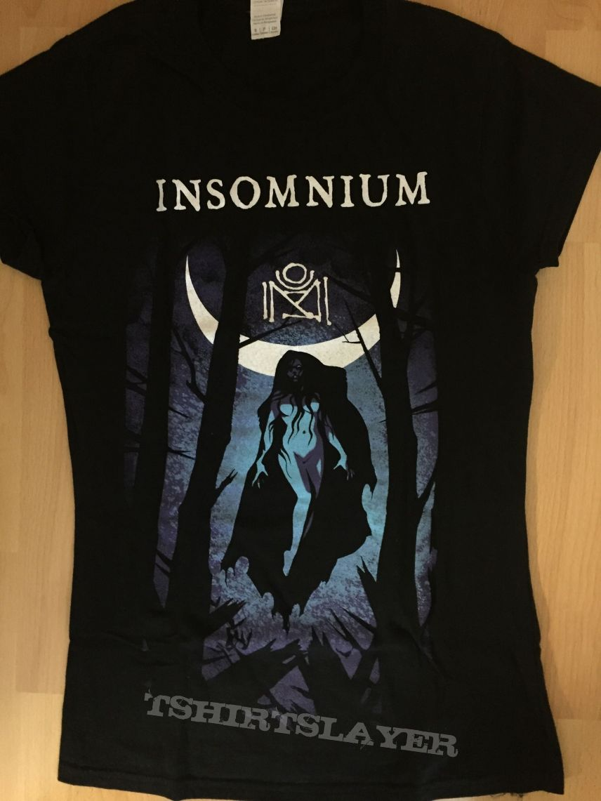 INSOMNIUM - Her Ghost T-Shirt (Womens)
