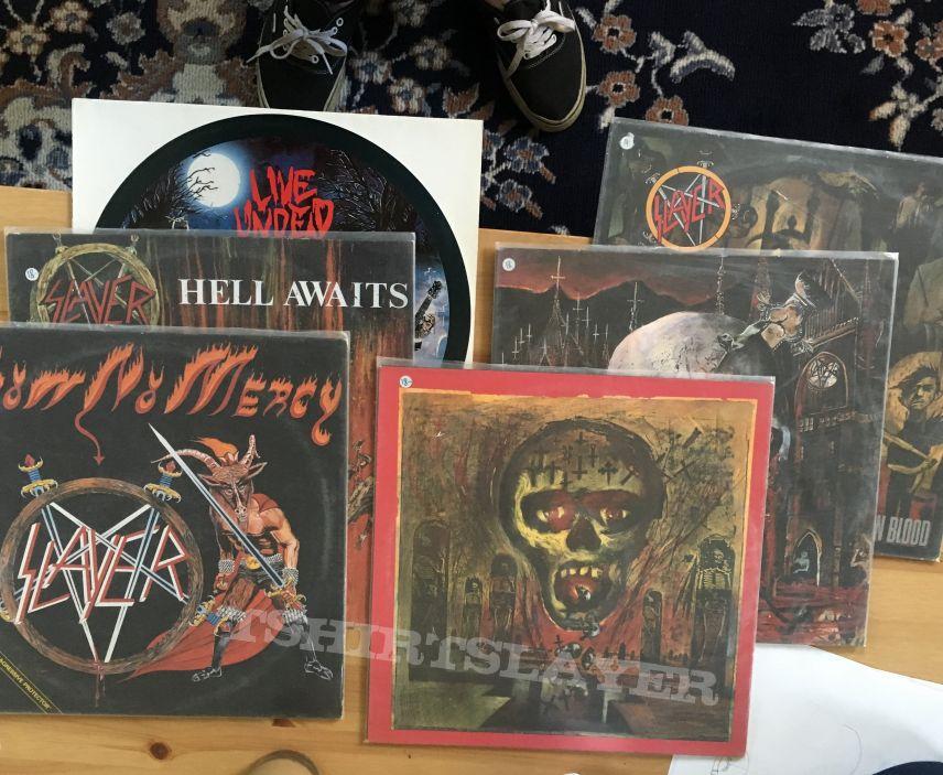 Slayer Albums