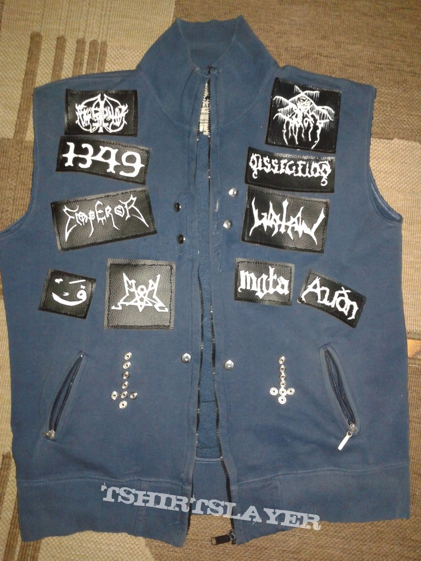 Battlejacket DIY fully handmade