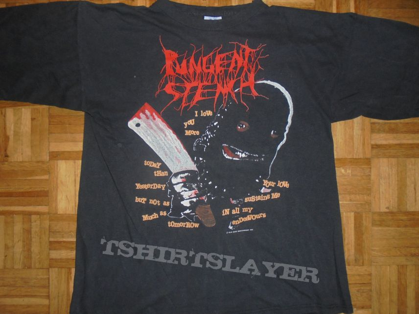 Pungent Stench Dirty Rhymes Shirt