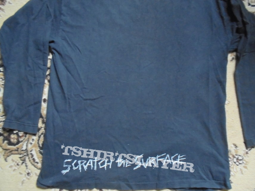 Sick of it all-Scratch the surface longsleeve OG size: XL