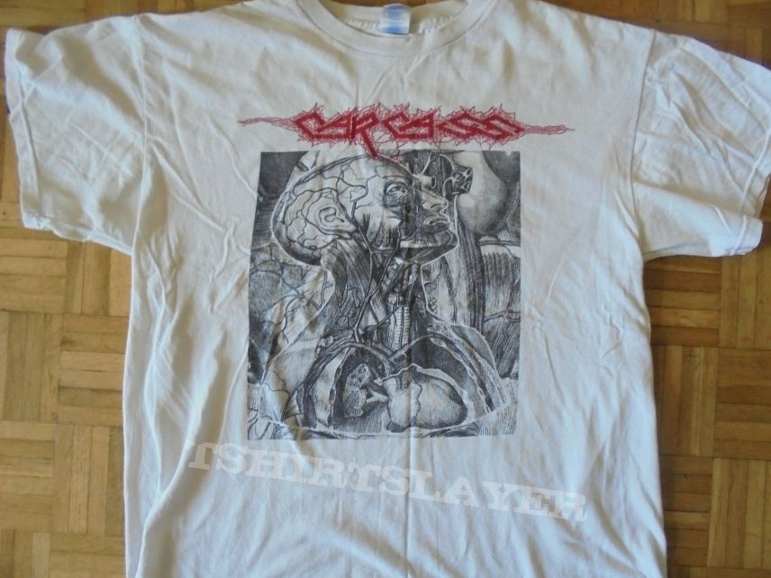 "Old Carcass-Shirt ""Symphonies of sickness"""