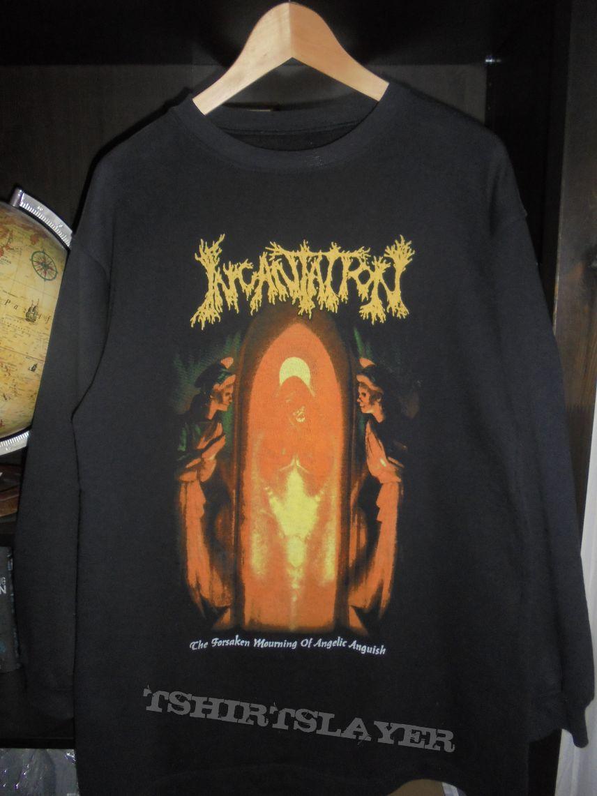 Incantation-The Forsaken Mourning of Angelic Anguish (1997)-sweater size: L