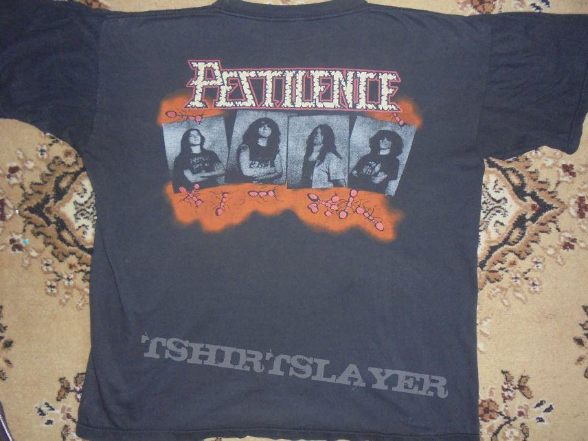 Pestilence - Consuming Impulse Shirt