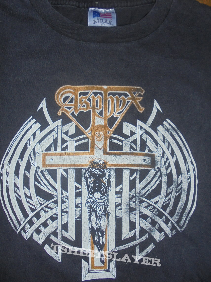 "Orig. ASPHYX-""Last one on earth""- longsleeve size L"