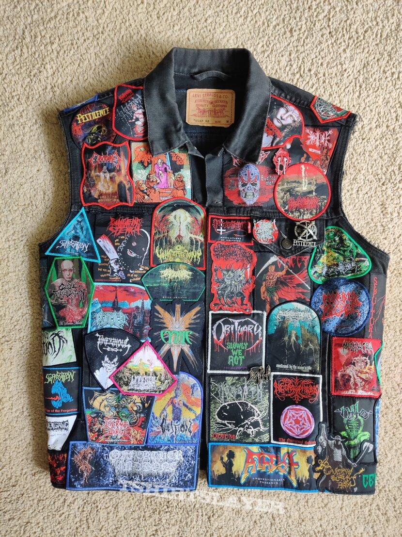 Death Metal Vest #2