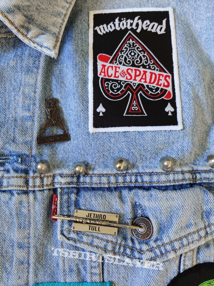 70s and 80s Pop/Rock/Metal vest