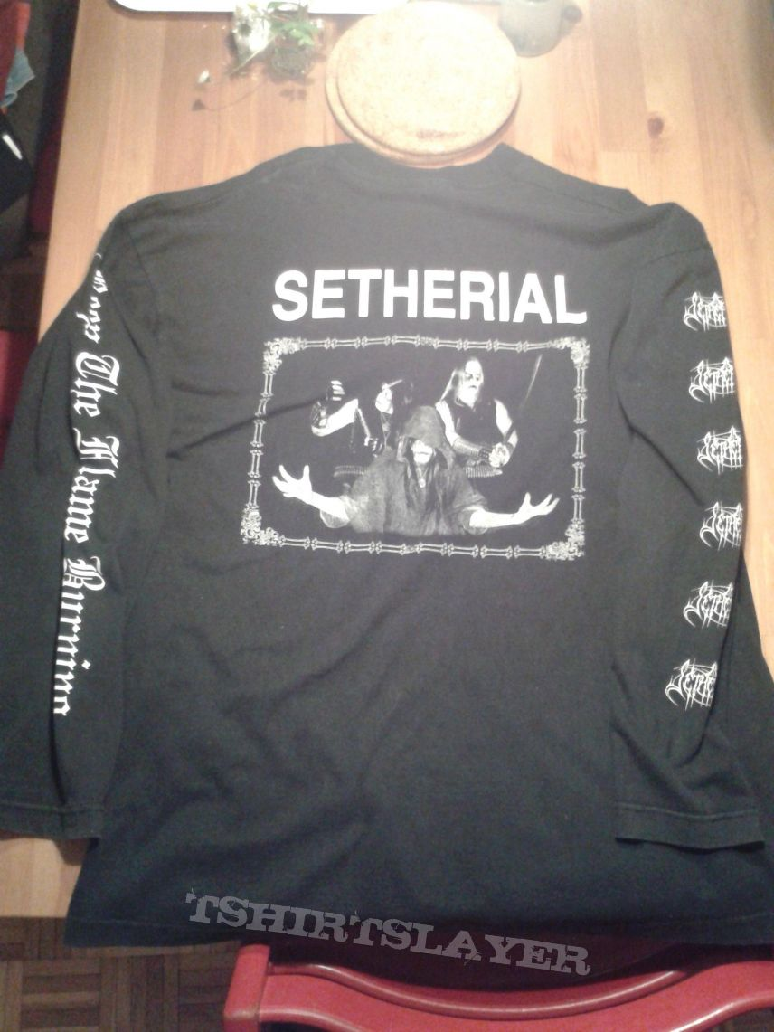 "Setherial ""Nord"" Longsleeve, 1996, XL"