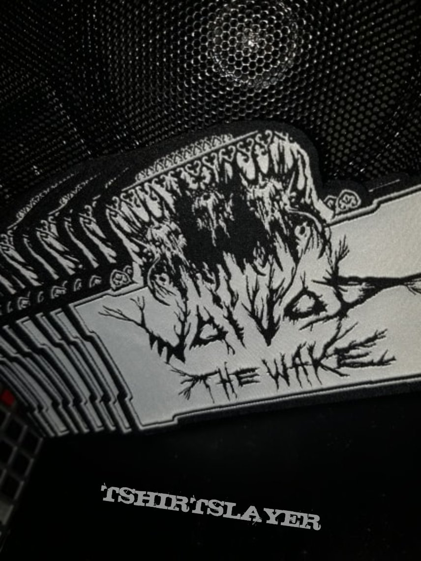 !! Voivod << THE WAKE >> Woven Patch !!