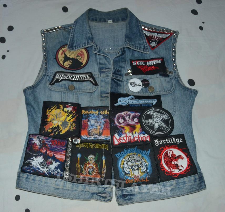 Updated vest