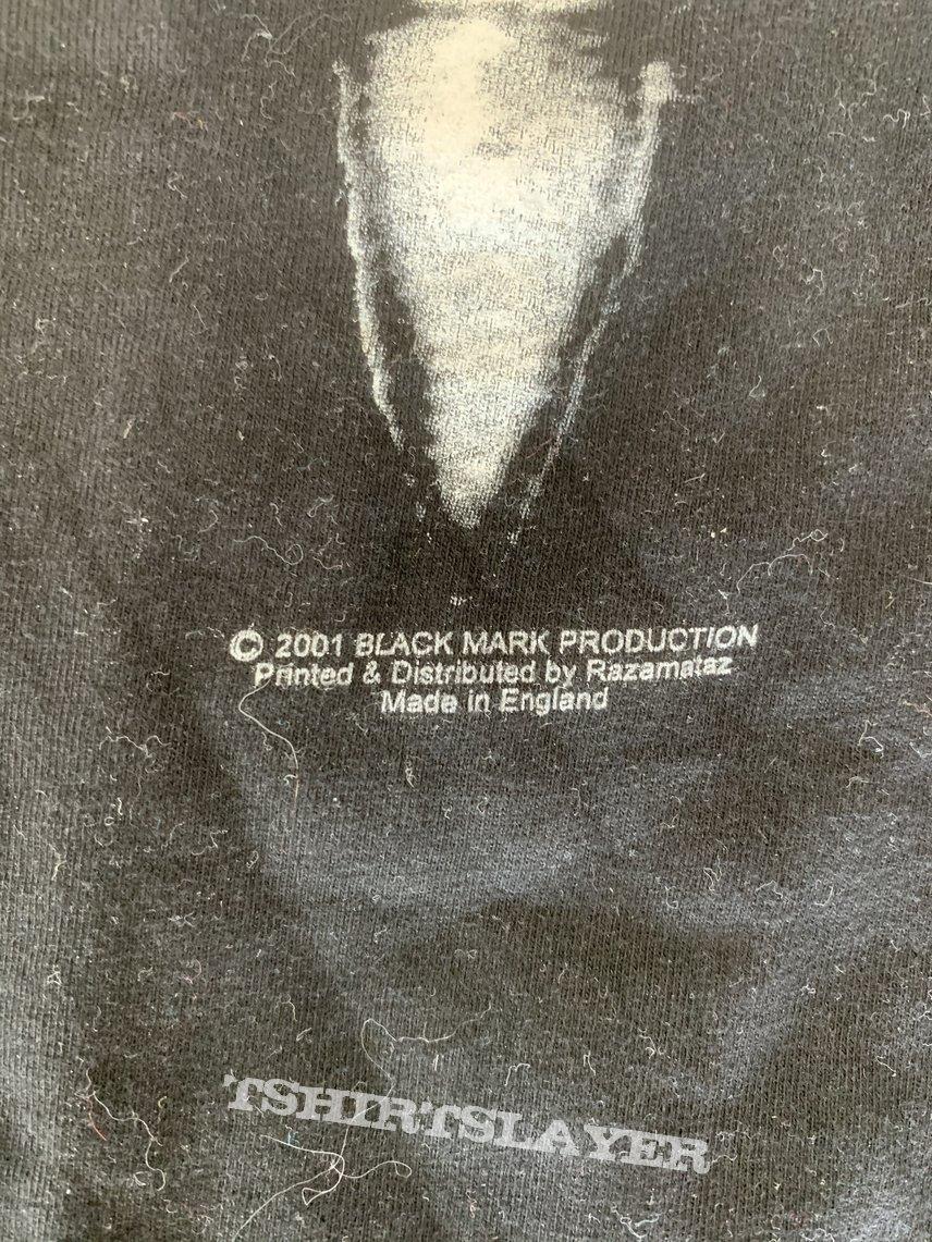 Bathory - The Return... longsleeve (2001 print)