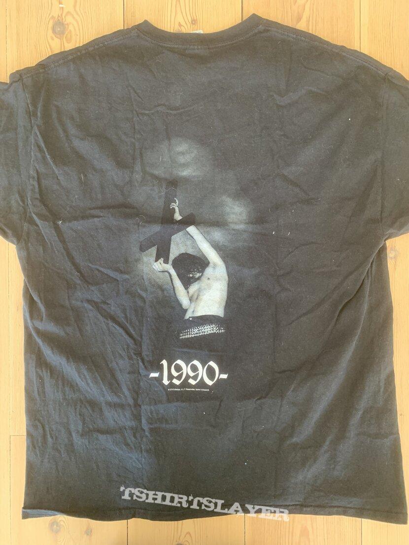 Marduk - Old logo t-shirt